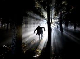 חדר בריחה היער הרדוף
