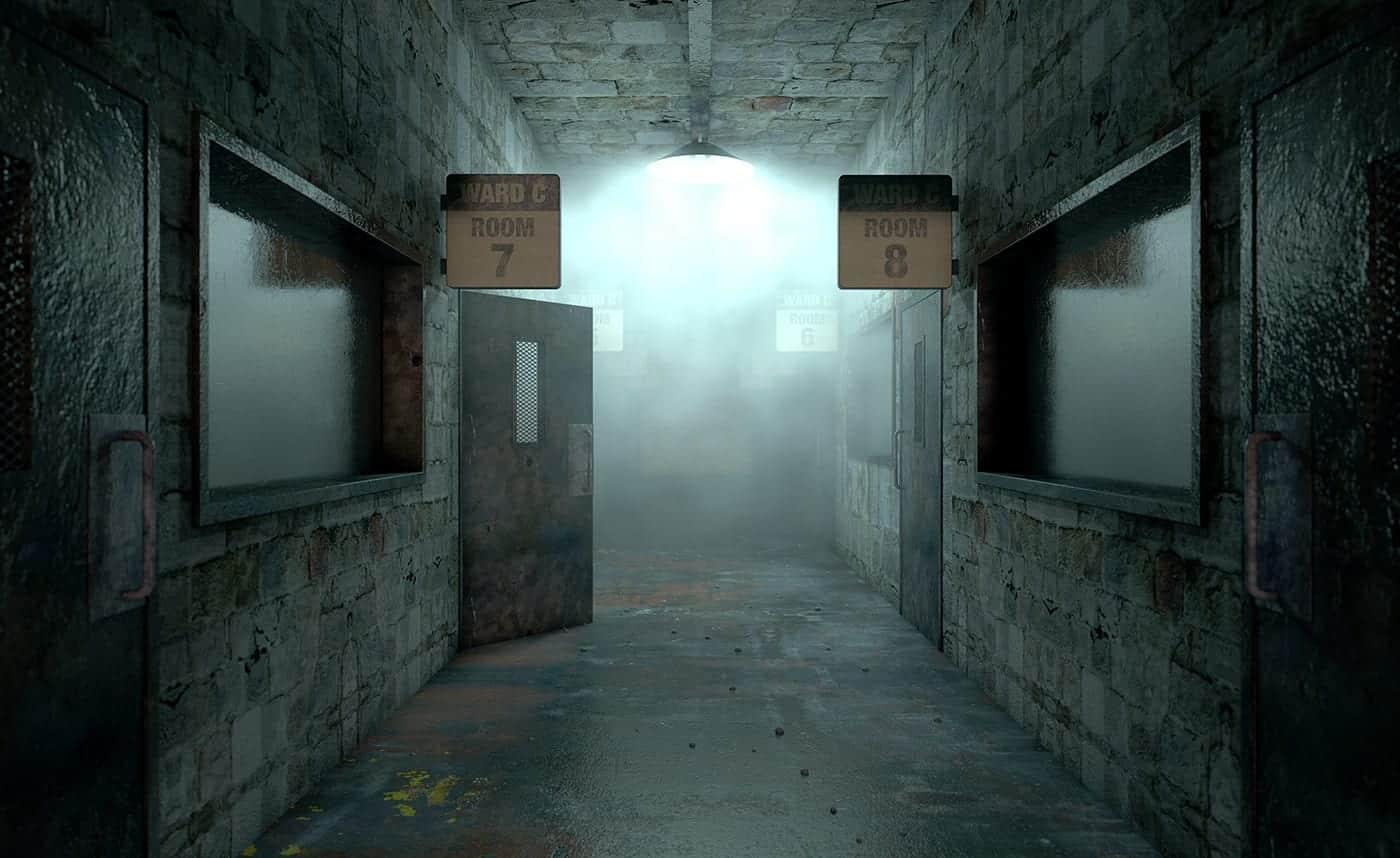 חדרי הבריחה המפחידים