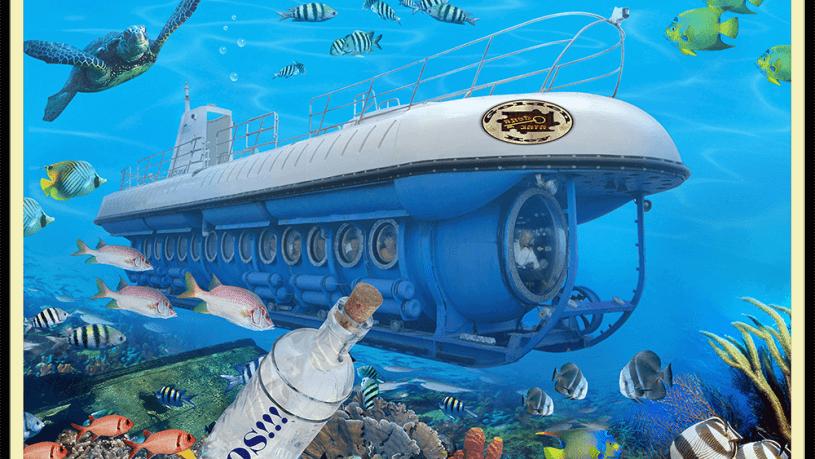 חדר בריחה הצוללת - באר שבע 0