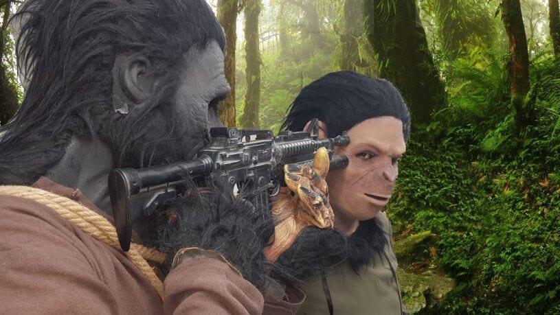 חדר בריחה כוכב הקופים 0