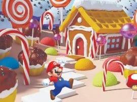 חדר בריחה מריו בממלכת הממתקים