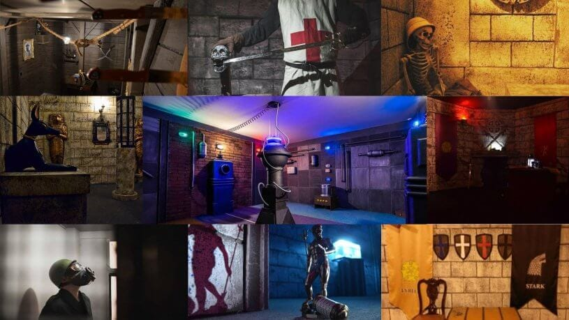חדר בריחה 🏠 אקזיט רום Exit Room 0
