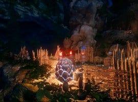 חדר בריחה חידת הדרקון - חדר מציאות מדומה