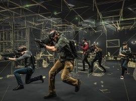 חדר בריחה City-Z השורדים - חדר מציאות מדומה