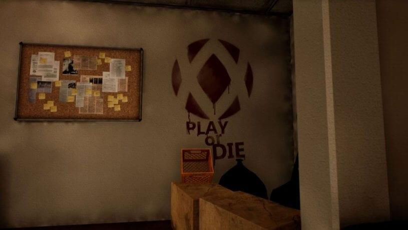 חדר בריחה City-Z השורדים - חדר מציאות מדומה 3