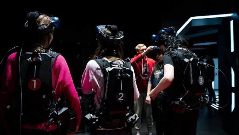 חדר בריחה אפוקליפסה City Z - חדר מציאות מדומה 1
