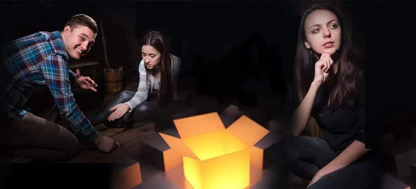 חדר בריחה לצאת מהקופסה 0