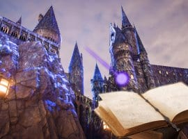 חדר בריחה בית הספר לקסמים