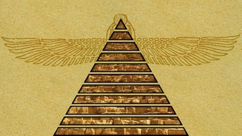 חדר בריחה הפירמידה לצוותים 0