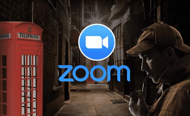 חדר בריחה שרלוק הולמס ב-ZOOM 0