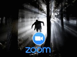 חדר בריחה היער הרדוף ב-ZOOM