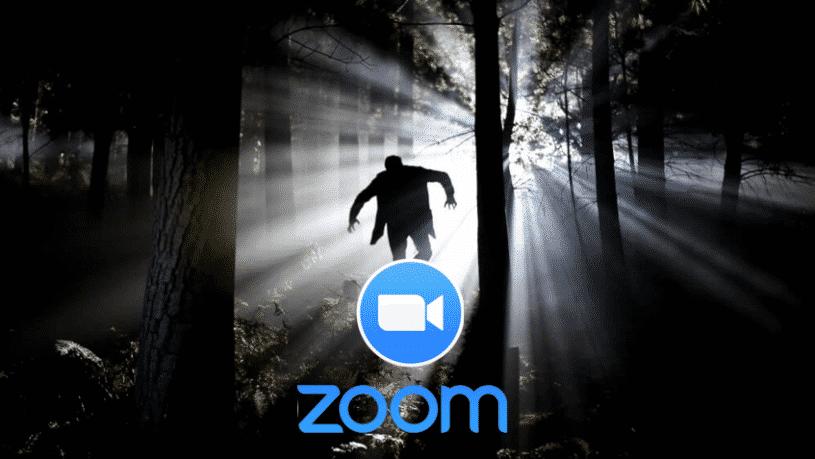 חדר בריחה היער הרדוף ב-ZOOM 0